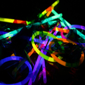 uv glowstick parties Huntingdon Cambridgeshire