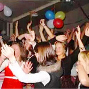 childrens school discos Haslingfield Cambridgeshire